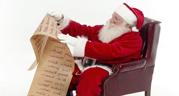 Sabe Usted porque que Papa Noel no renuncio todavia